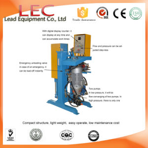 Ldh75/100 Pi-E High Efficiency Cement Mortar Grout Injection Pump pictures & photos