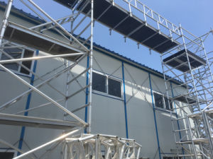 High Effeciency Movable Frame Scaffold with Multi-Usage pictures & photos