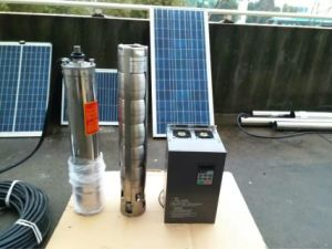 Solar Water Pump pictures & photos