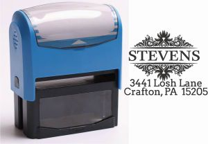 Customized Return Address Stamps Self Inking Stamps pictures & photos