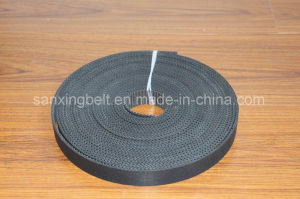 Rubber Open Ended Timing Belt S8m Profile for Textile Machine for India Market pictures & photos