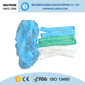 Disposable Surgical Bouffant Scrub Hats pictures & photos