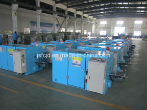FC-300A Electrical Cable Wire/Copper Wire Twisting Bunching/Stranding Machine pictures & photos