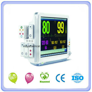 My-C008 17 Inch Portable Multi-Parameter Modular Patient Monitor pictures & photos