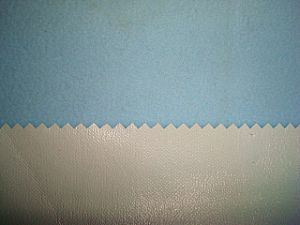 Polar Fleece Wth TPU Lamination Bonded Fabric pictures & photos