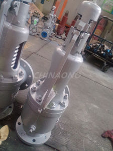 High Pressure Stainless Steel Safety Valve with Flange pictures & photos