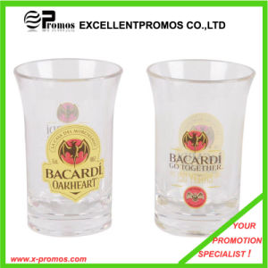 Customized Logo Transparent Plastic Shot Glass for Party Bar (EP-G2012) pictures & photos