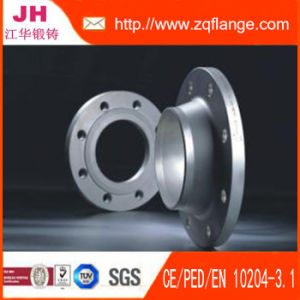 Carbon Steel Flange (Ss400 4inches 150lbs) pictures & photos
