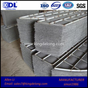 Water & Gas Filter Element Demister pictures & photos