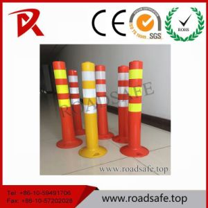 750mm Highly Reflective Warning Post/Flexible Bollard/Delineator pictures & photos
