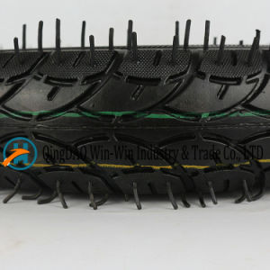 3.00-8 Pneumatic Rubber Wheel for Trolley pictures & photos