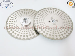 180mm Electroplated Cutting and Grinding Disc for Stone pictures & photos