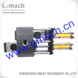 Plastic Extrusion Machine Continuous Melt Filter -Double Plate Type Screen Changer pictures & photos