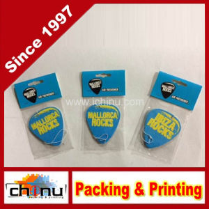 Cardboard Hanging Car, Home, Office Air Freshener (450033) pictures & photos