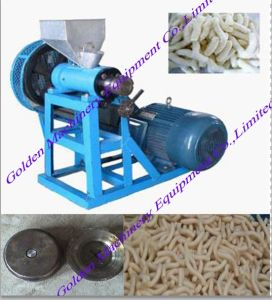 Grain Bulking Puff Snacks Food Extruder Making Machine pictures & photos