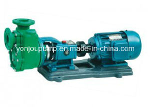 Fpz Self-Priming Pump Anti-Corrosion Centrifugal Chemical Pump pictures & photos
