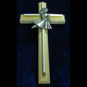 OEM Design Christian Metal Cross Craft pictures & photos