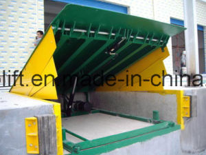 10t Loading and Unloading Fixed Dock Ramp pictures & photos