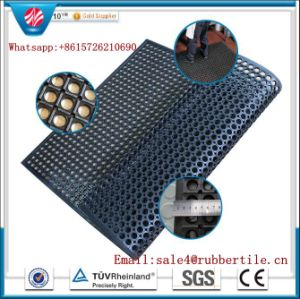 OEM Design Non Slip Oil-Resistance Rubber Shower Mats pictures & photos