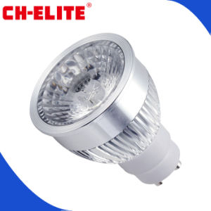High Power 6W GU10 LED Spotlight with Sharp COB