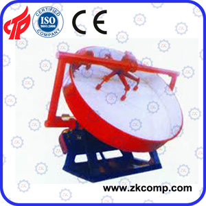 Disk Granulator Machine for Ceramic Sand Production Line pictures & photos