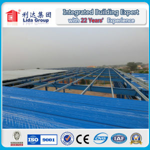 Light Steel Structure Structural Steel Fabrication Warehouse pictures & photos