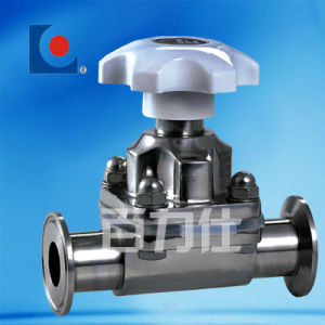 Stainless Steel Sanitary Diaphragm Valve pictures & photos