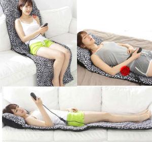 Electric Full Body Shiatsu Heat Vibrator Massage Mattress pictures & photos