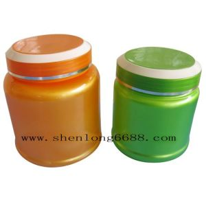 Cosmetic Plastic Shampoo Bottles with Lotion Pumps pictures & photos