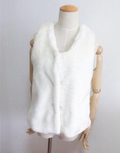 Women′s Coats Artificial Wool Clothes Es1503-E pictures & photos