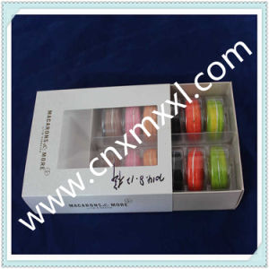 Macarons Paper and Plastic Packaging