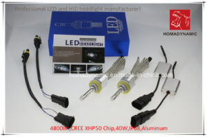 2016 Top Quality CREE LED Chip LED Headlight 4800lm LED Headlight pictures & photos