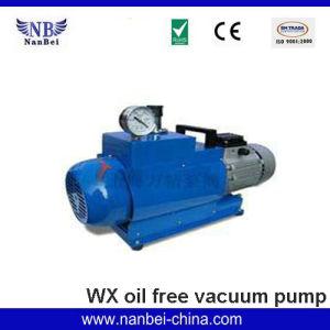 Dry Mini Single Stage Rotary Vane Vacuum Pump pictures & photos