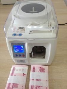 Notes Banding Machine / Currency Strapping Machine
