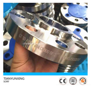A182 F304 Slip on Stainless Steel Sorf Flange pictures & photos