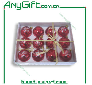 Christmas Bauble with Customized Color 01 pictures & photos