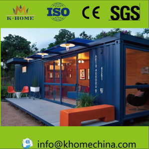 Popular Shipping Container House for Clothing Store pictures & photos