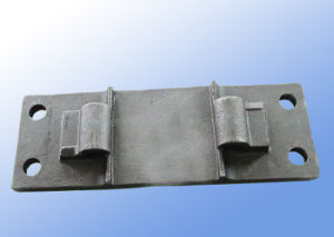 Rail Tie Plate Apply for E Type Fastening System pictures & photos