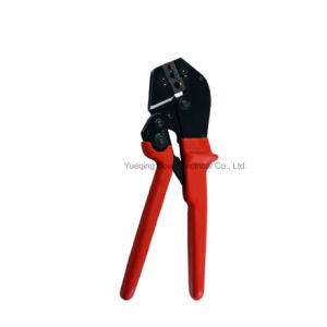 Open Plug-Type Connector Cable Crimping Tools pictures & photos