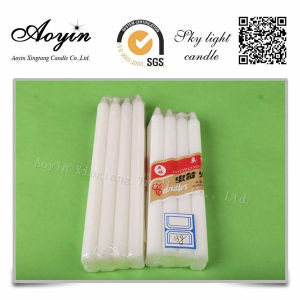 Wholesale Cheap Pillar White Candle/ Prayer Candle pictures & photos
