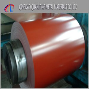 Anti-Finger Print Prepainted Galvalume Steel Coil pictures & photos