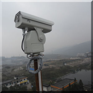 18km Long Range PTZ Nightvision Surveillance Infrared Thermal Imaging Camera pictures & photos