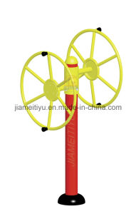 Professional Outdoor Fitness Equipment Arm Wheel pictures & photos