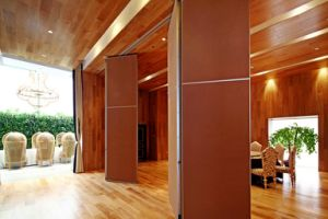 Movable Partition Walls for Room Division, Hotel and Shopping Mall pictures & photos