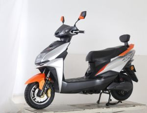 Sporty Powerful Electric Motorcycle Two Wheels Mnx pictures & photos