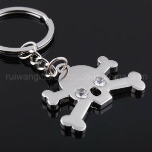 Wholesale Skull Metal Keyholder (MKC123) pictures & photos