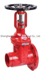 UL/FM Approval Gate Valve pictures & photos