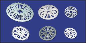 Teller Rosetter Ring (PP PE PVC CPVC) pictures & photos
