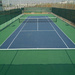 China Facroty Sale PVC Sports Flooring for Tennis Court pictures & photos