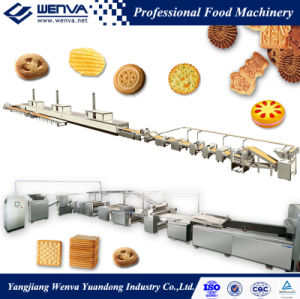 Full Automatic Biscuit Making Machine pictures & photos